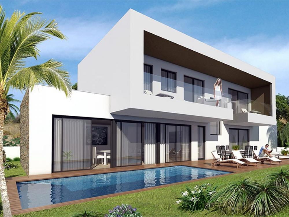 V053: Detached Villa in la cala golf