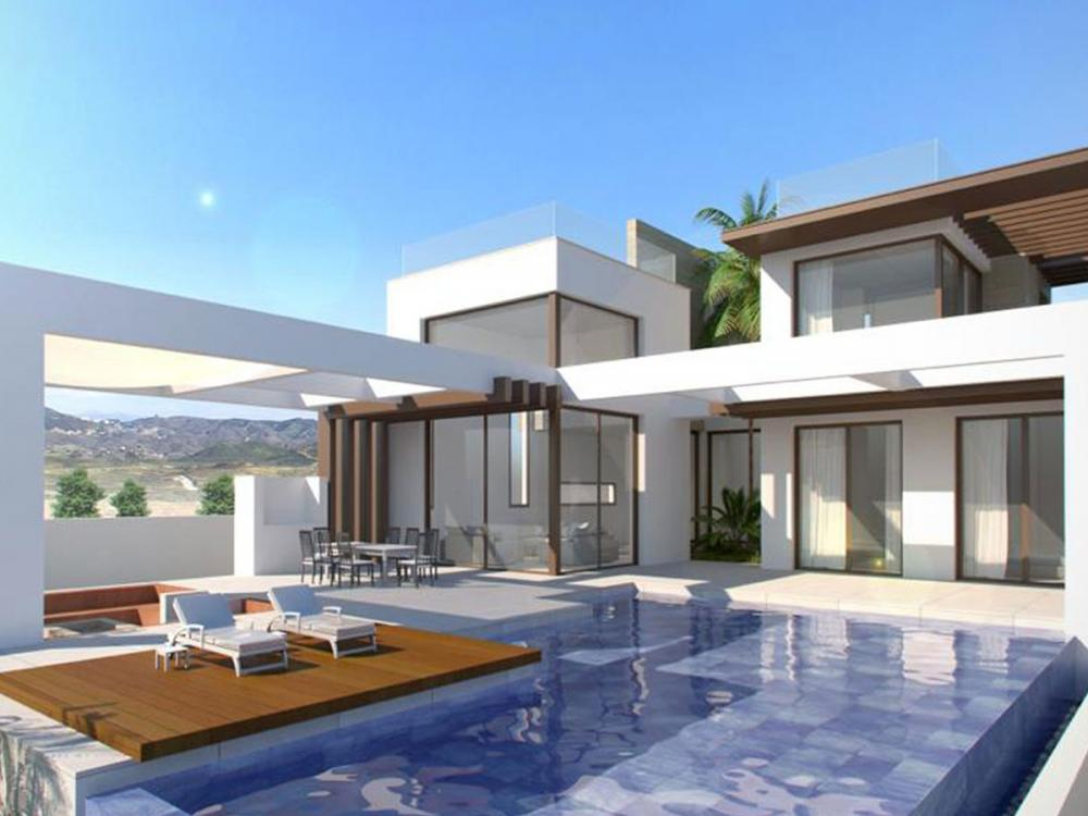 Ref:V056 Detached Villa For Sale in mijas golf