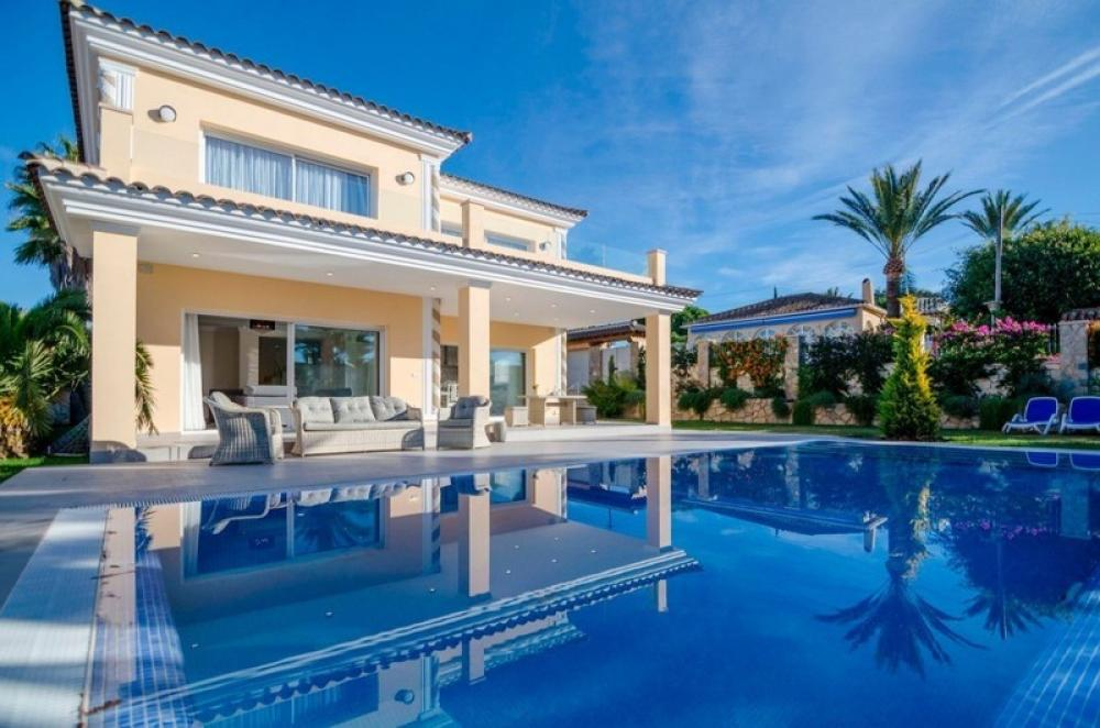 Ref:V113 Detached Villa For Sale in marbesa